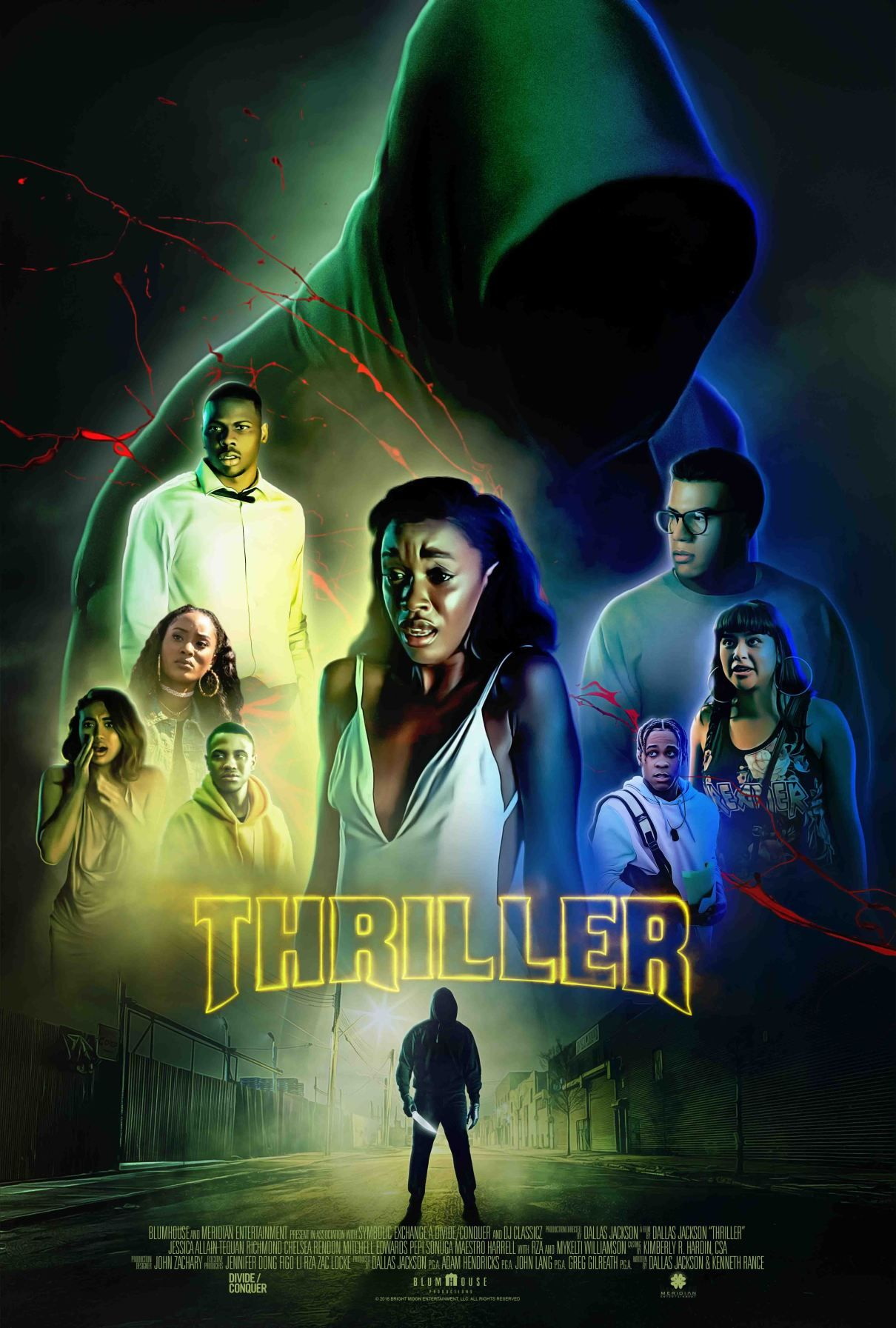 دانلود رایگان فیلم Thriller 2018 دلهره آور دانلود