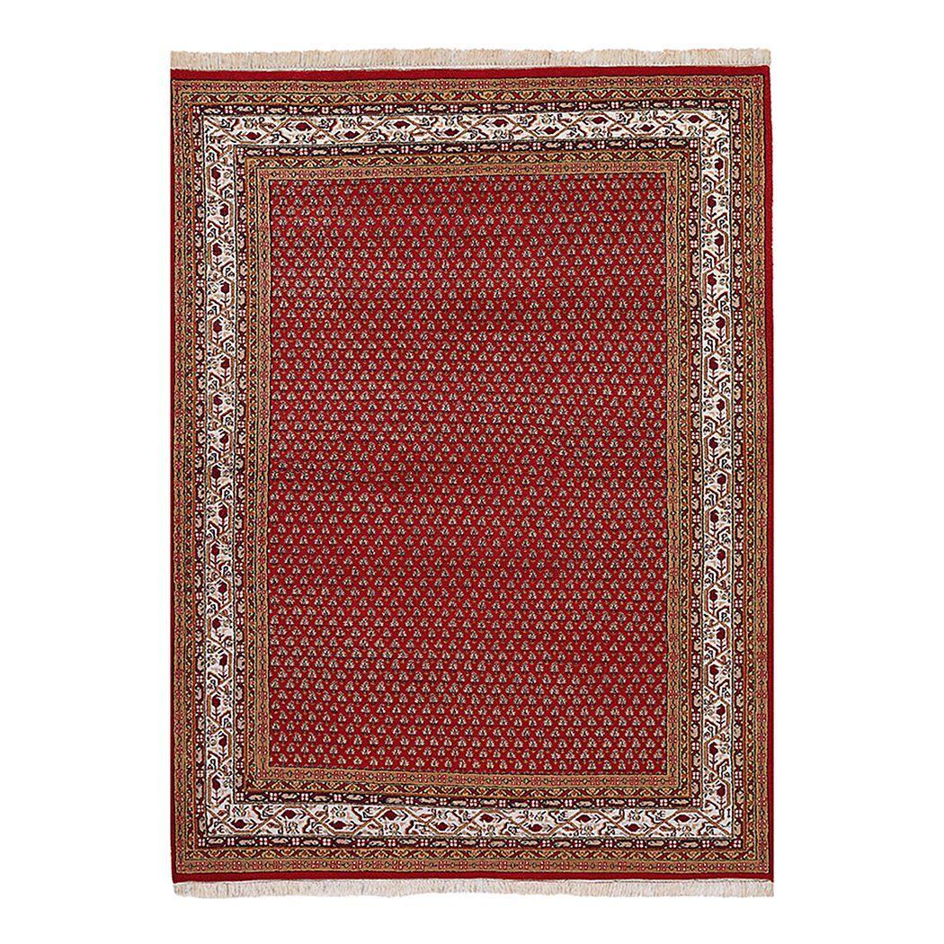 Teppich Sarough Mir Teppich Orientteppich Textilien