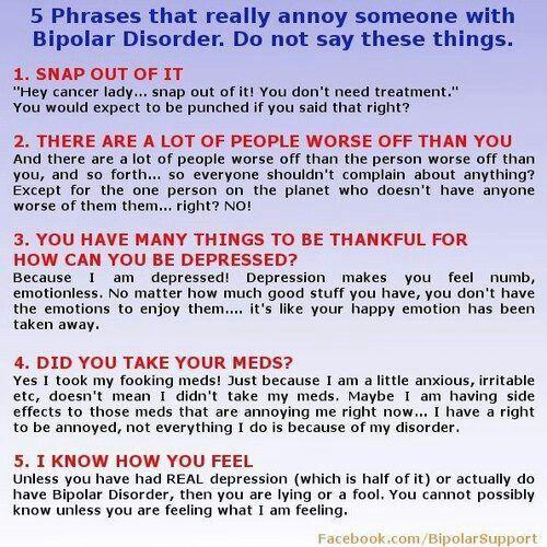 bipolar #bipolar2 #mooddisorder #mentalillness #depression
