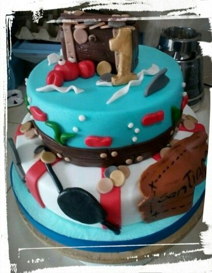 Pirata cake