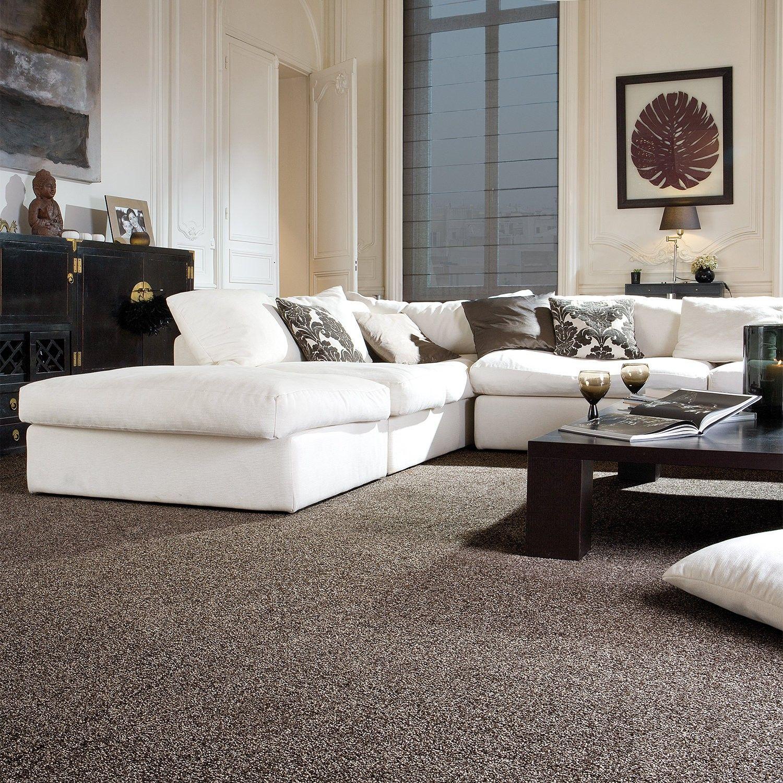 Viceroy Twist Plain Carpet Dark Grey Carpet Living Room Grey