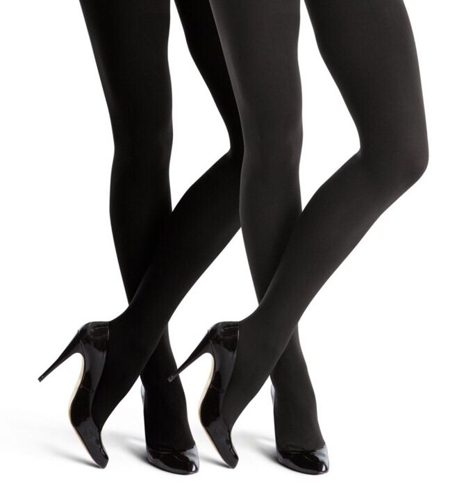 Spanx Reversible Black/Grey or Black/Brown Tights - Size A to D - $34 Thurs-Sat Specials  * Super Mystery Discount Drawing! From 20 to 50% off  (excluding name brands) * 50% off SALE! GRETCHEN SCOTT & JUDE CONNALLY ALL STYLES 50% OFF * Shoes, Scarves, Leggings Table and MORE