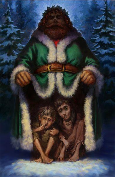 Summary - A Christmas Carol Stave 3 | Christmas Carol | Pinterest ...