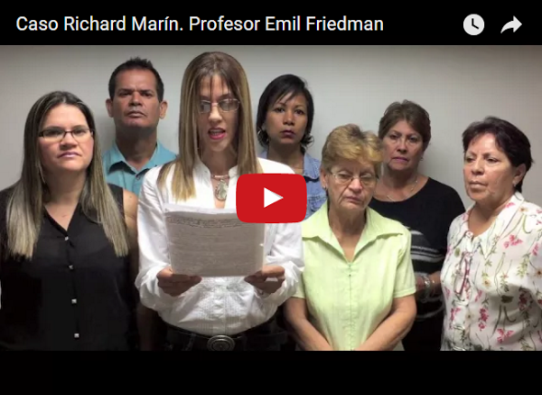 Profesor de Natación de Emil Friedman resultó INOCENTE  http://www.facebook.com/pages/p/584631925064466