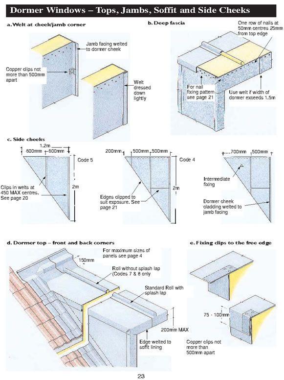 Dormerwindows for Dormer window construction drawings
