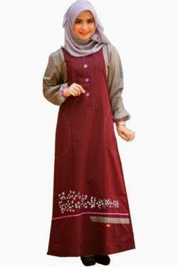 Baju Merah Maroon Cocok Dengan Jilbab Warna Apa