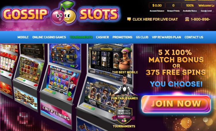 Casino Slots Welcome Bonus