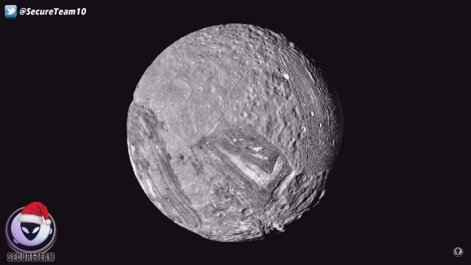 Uranus' moon, Miranda