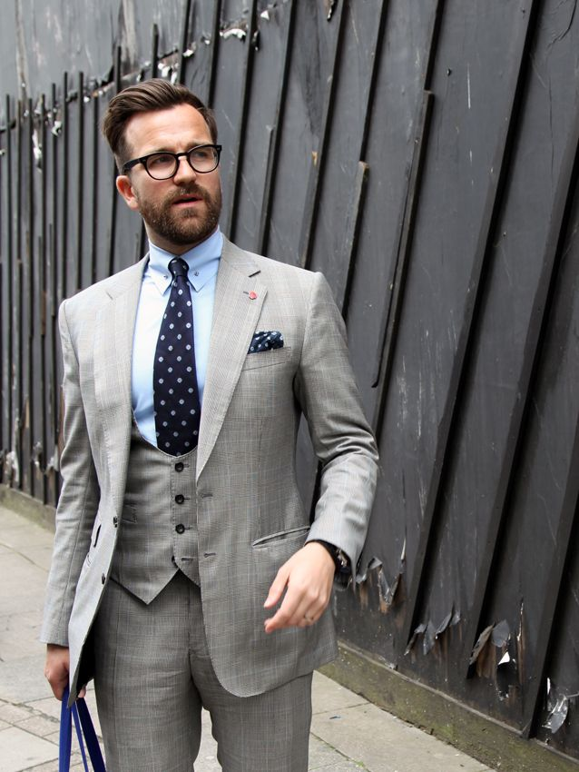 London Collections: Men Street Style - The Jigsaw Blog, Dan ...