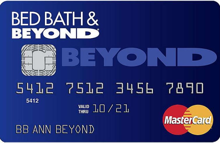 Bed bath and beyond credit card application best credit