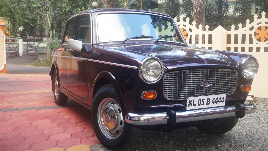 Fiat Premier Padmini With Images Fiat