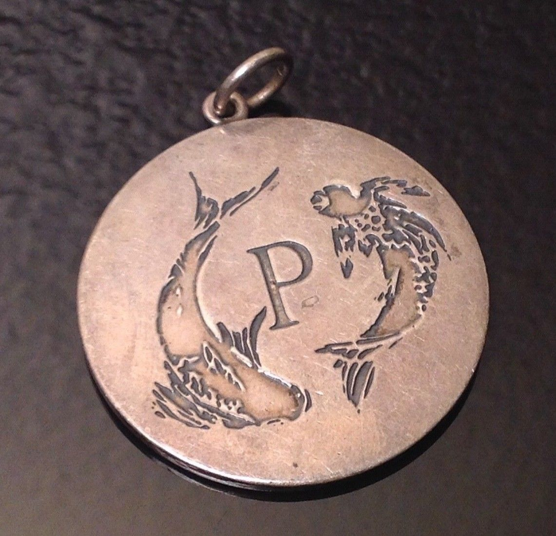 Zodiac Medallion Charm