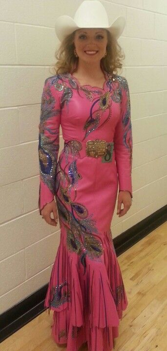 Leather 2014 Rodeo Queen Clothes Queen Outfit Queen Dress