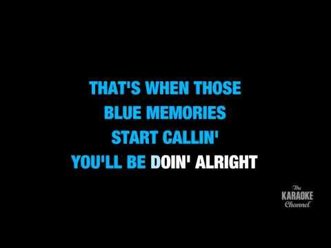 blue christmas in the style of elvis presley karaoke video with lyrics no lead vocal youtube - Lyrics To Blue Christmas