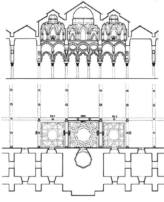 Reflexiones sobre un clasicismo contemporáneo: Cathedral-Mosque of Cordoba for architects (IV): Al Hakam II.