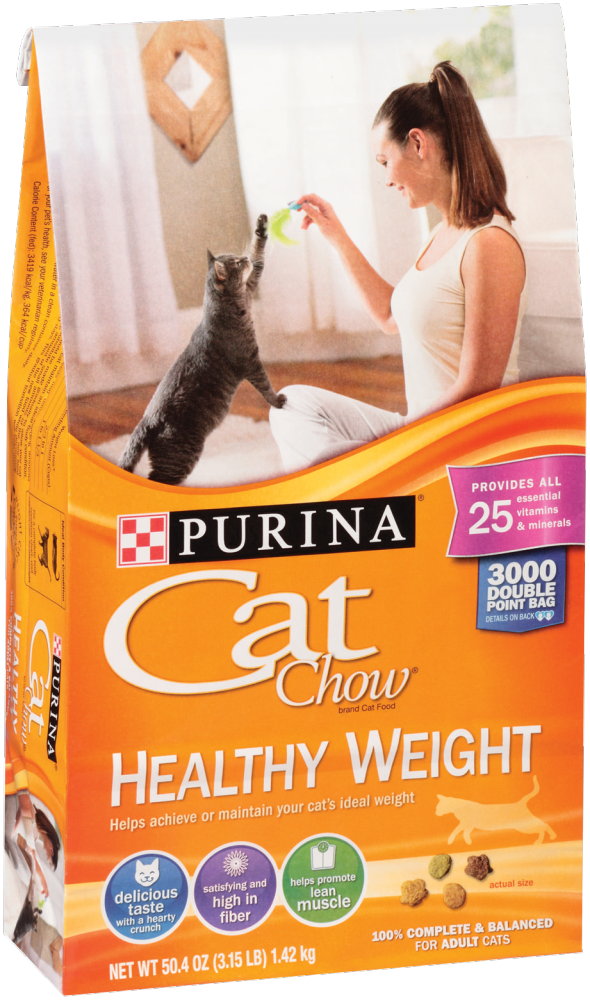 Purina Cat Chow Healthy Weight Dry Cat Food Dry cat food