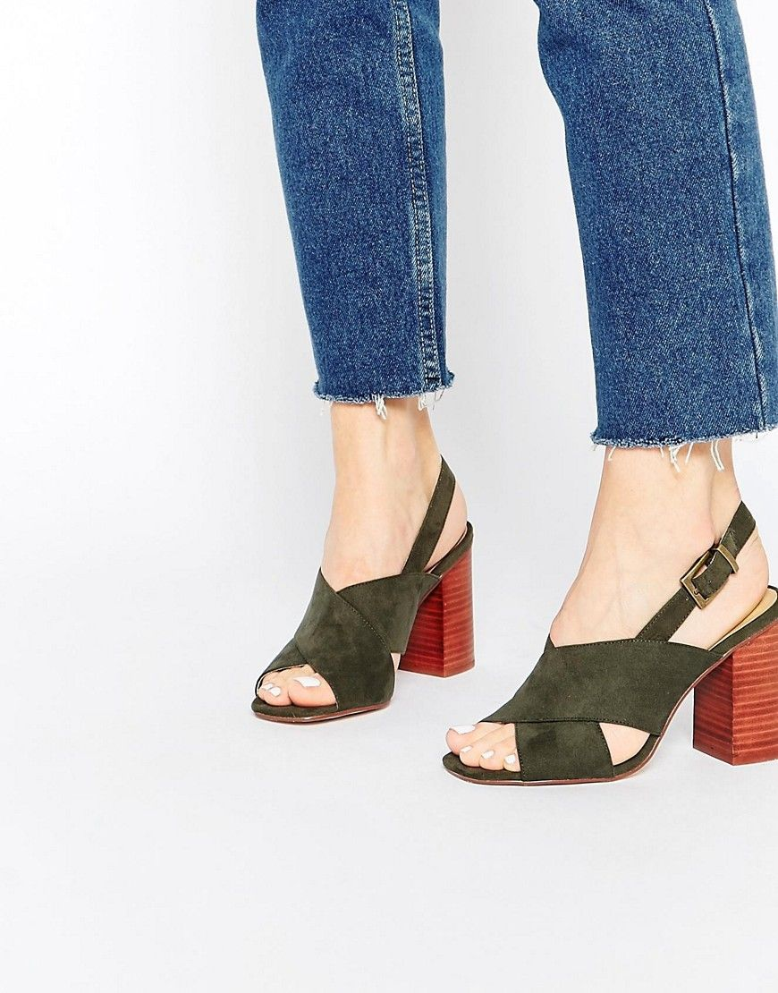 Buy Women Shoes / Asos Tomorrow 70s Heeled Sandals