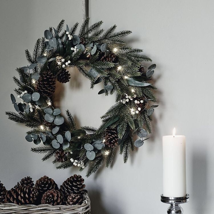 Photo of 80+ beautiful Christmas wreath ideas – lighter craft