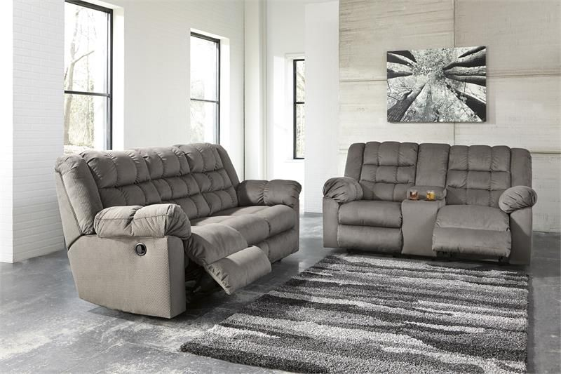 Ashley Reclining Sofa only $598! Quality Bedding And Furniture has ...