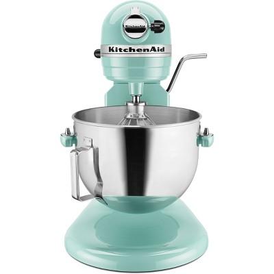 Kitchenaid Refurbished 5qt Bowl Lift Stand Mixer Ice White