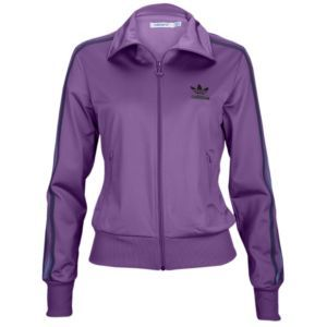 4d5b1b97df69 adidas Originals Firebird Track Jacket - Women s - Sport Inspired -  Clothing - Lab Purple Violet Black