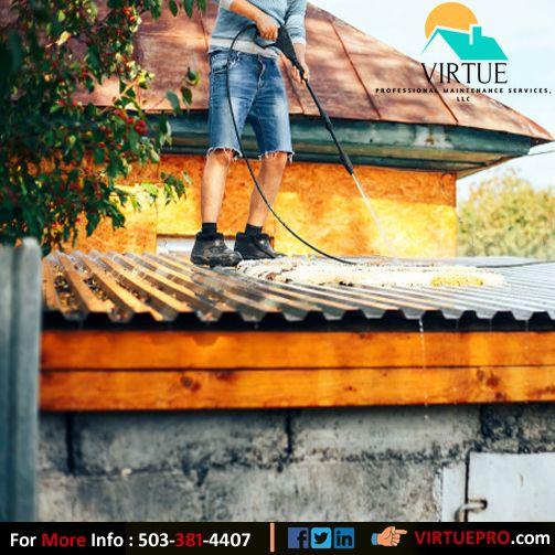 Roof Cleaning Portland Roof Cleaning Cleaning Gutters Gutters