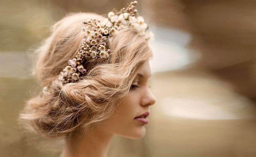 Brautfrisuren Mit diesen Frisuren bist du die schnste