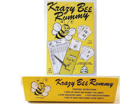 Image result for krazy bee rummy
