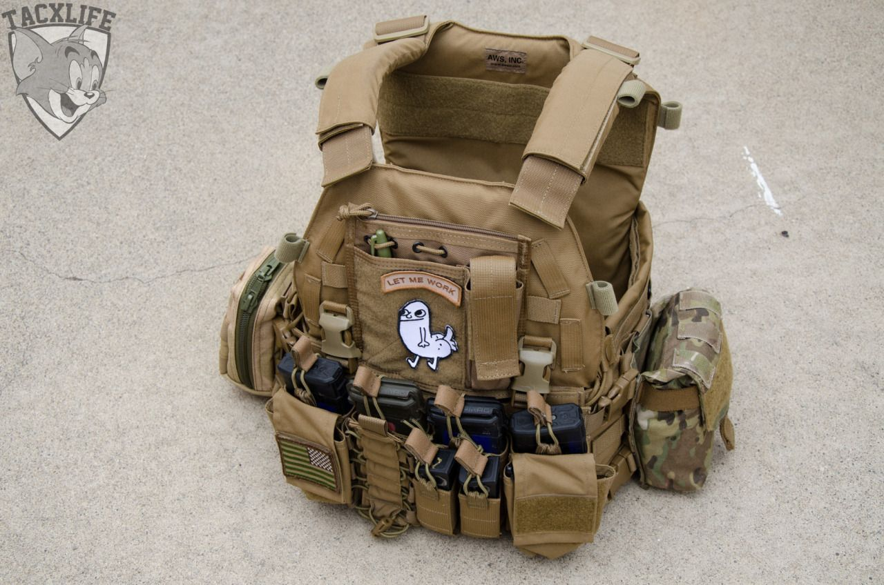 As I decided to get a new PC i decided to go with running my Haley DC3R on whatever pc I ended up with. I ended up going with an american made AWS plate carrier that is a direct clone of a LBT 6094. ( Info down the pipeline is a door kicker buddy has used one of these on a few deployments and still owns and won't run anything else ) As eve...