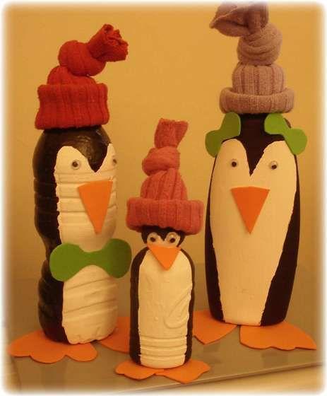 Make A Silly Penguin Grand Baby Fun W Nana Craft