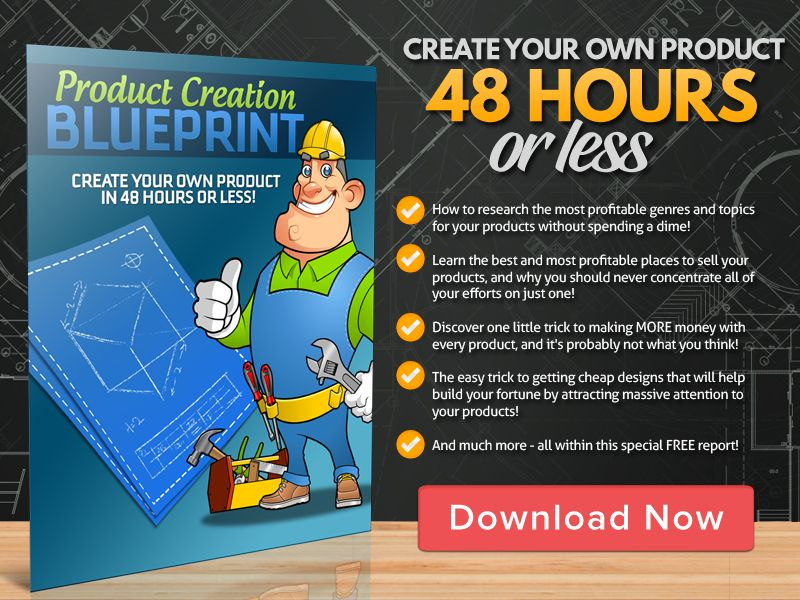 Would you like to be able to create products that are