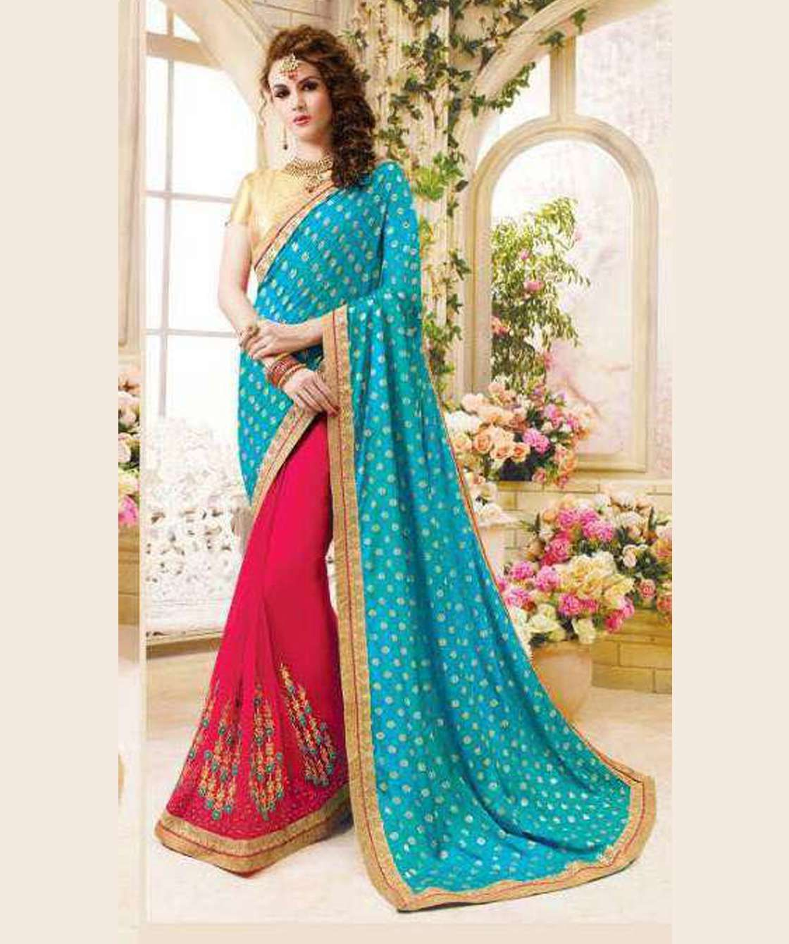 f31b754d59 Buy #designer #sarees #online at best affordable prices in India. Saree  Exotica is one stop destination for #shopping #ethnic #wears online.