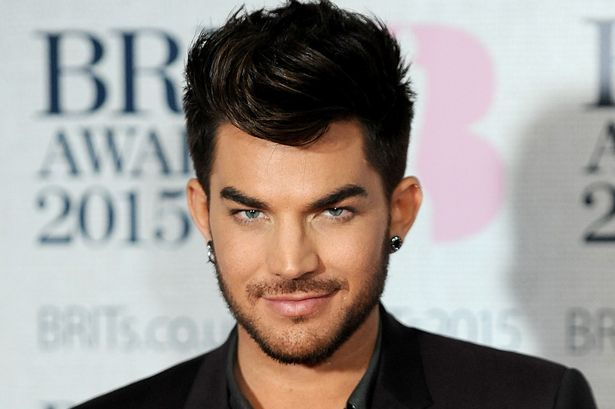adam lambert for your entertainment