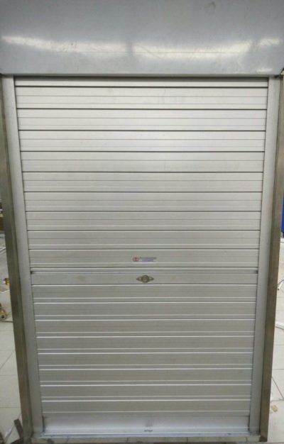 Aluminium Roller Shutters For Newly Renovated Supermarket Storage Cabinet Roller Shutters Storage Cabinet Carport With Storage