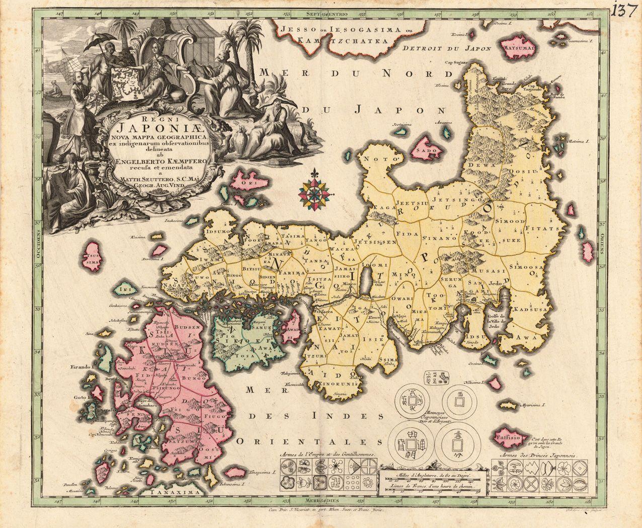 Old maps edo japan old maps pinterest old maps edo japan gumiabroncs Images