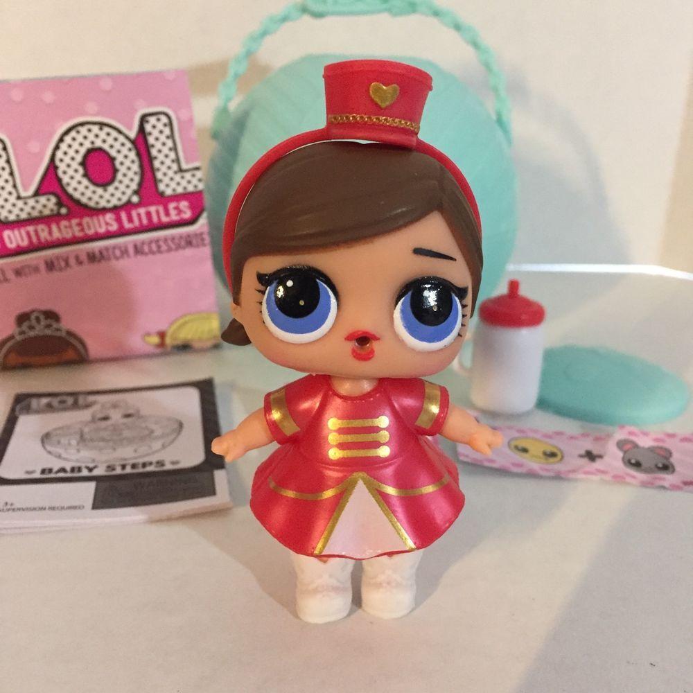 Lol Surprise Doll Spirit Club Majorette Fancy 1 007 Outrageous Littles Lolsurprisedolls Lol Dolls Little Girl Toys Cute Toys