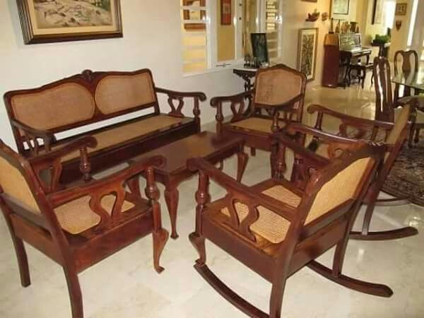 Asburyflower Puerto Rico Antigua Tropical Decor San Juan Vintage Furniture