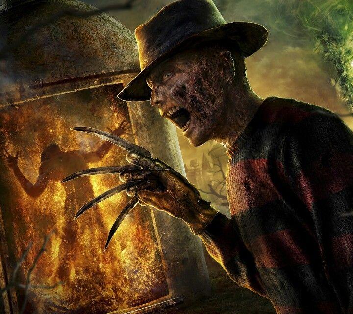 Freddy Imagenes De Mortal Kombat Personajes De Terror Pesadilla En Elm Street