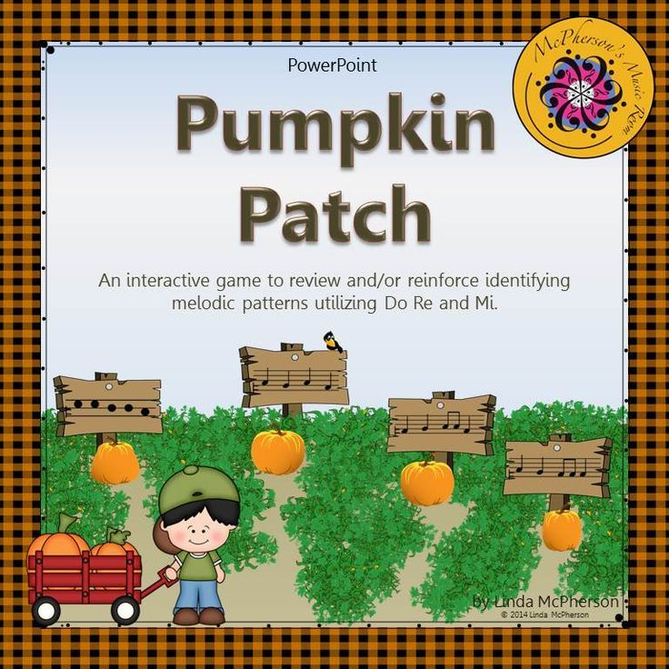 Fun interactive music game for the month of October or around Halloween or anytime you are working on aurally identifying melody!