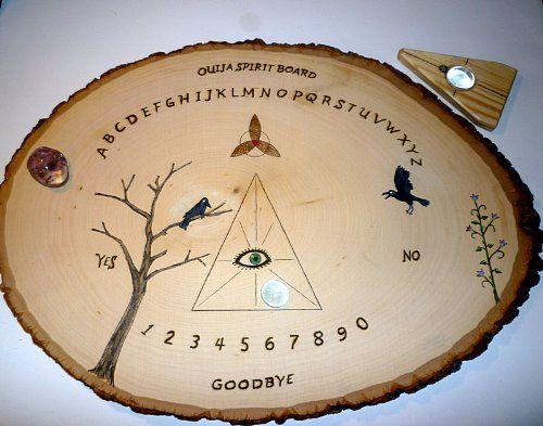 Ouija Spirit Board Pendulum Spirit Board