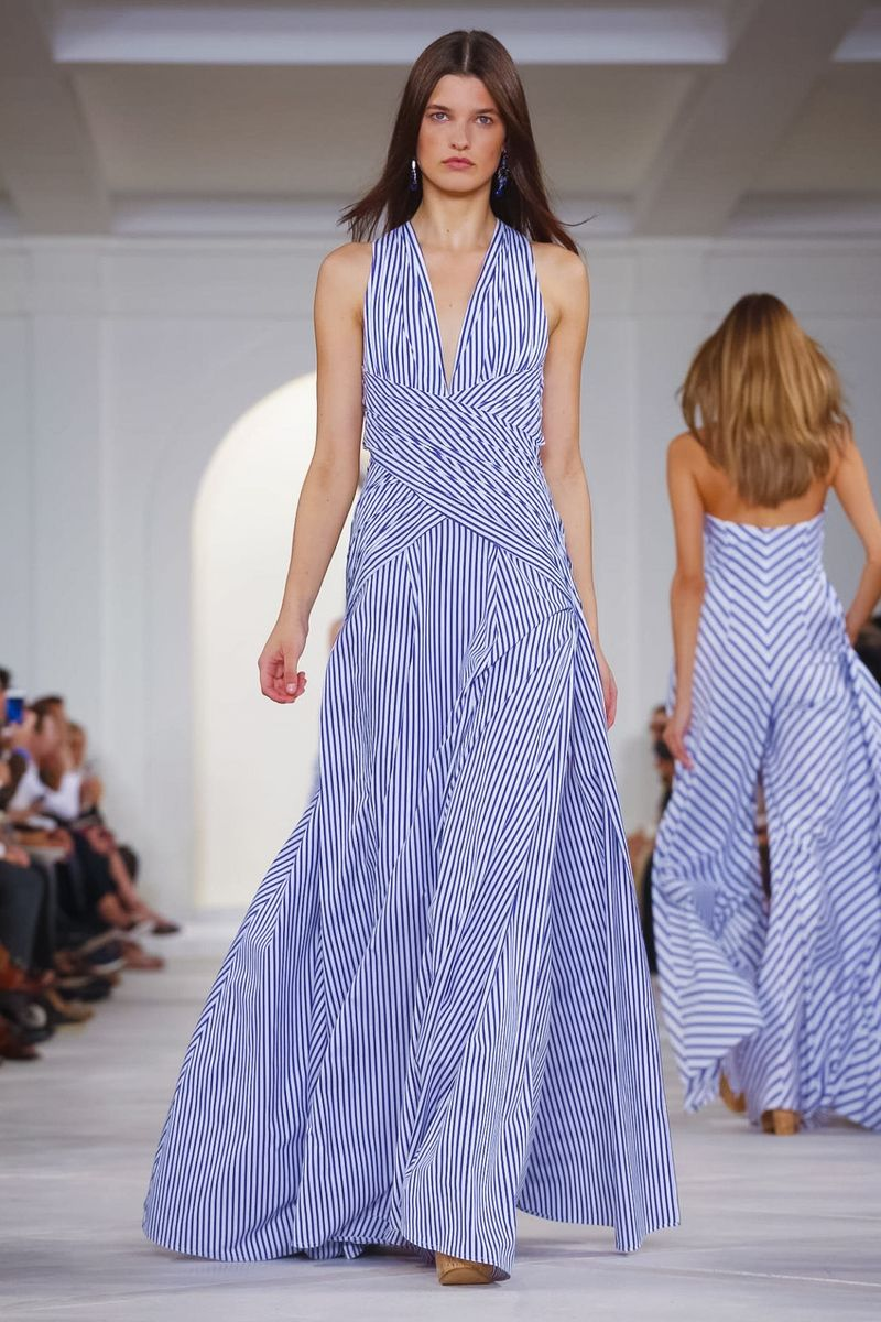 Ralph Lauren Ready To Wear Spring Summer 2016 New York