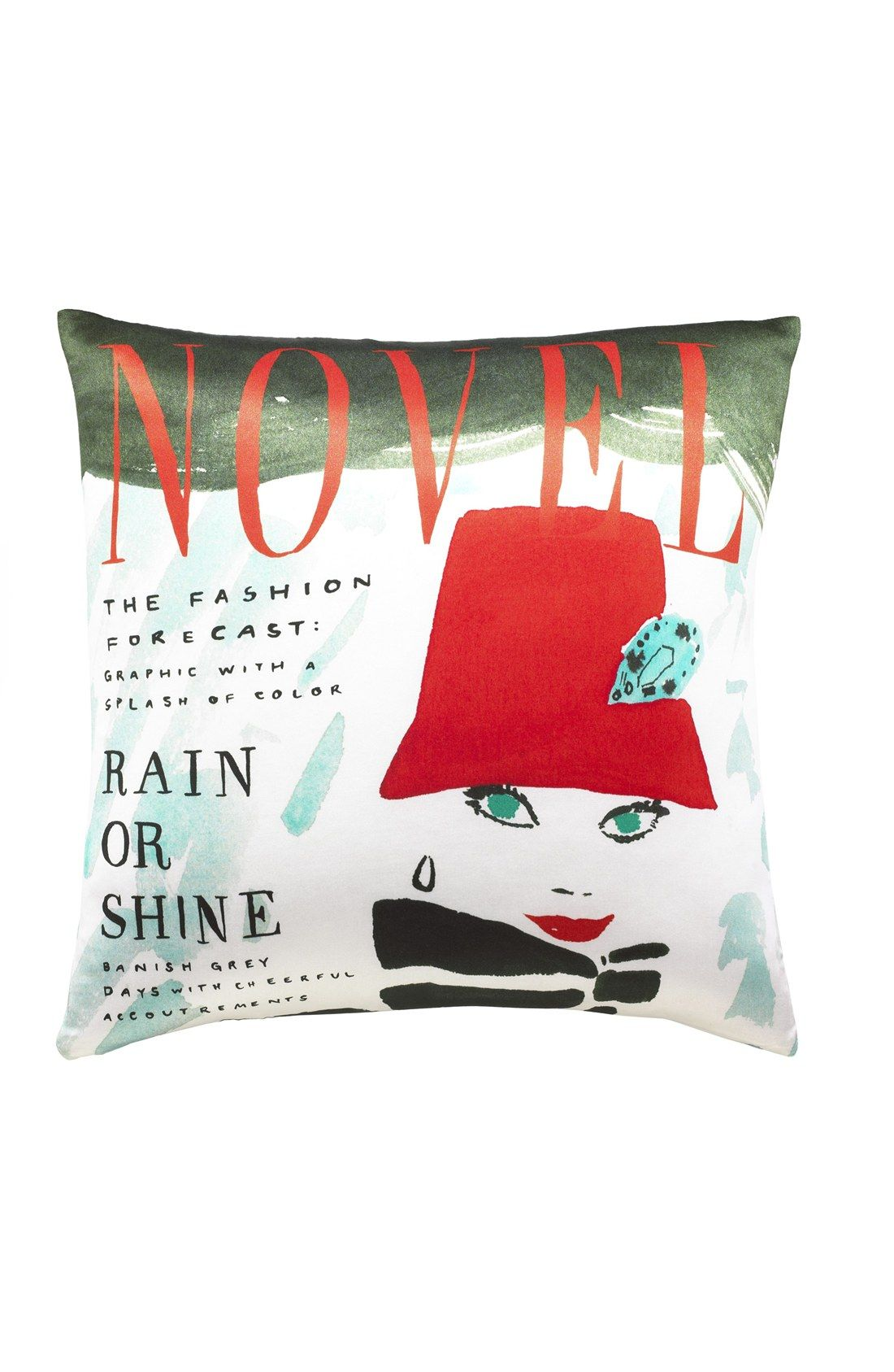 Kate spade new york urain or shineu accent pillow one pillow two