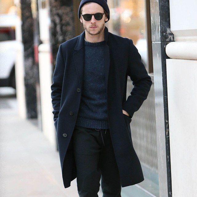 This Is the Best Coat to Wear with Sweatpants