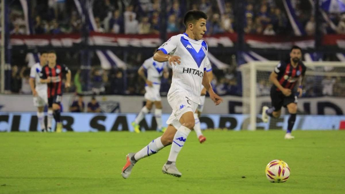Thiago Almada Is Applying Pressure To Leave Velez Given The