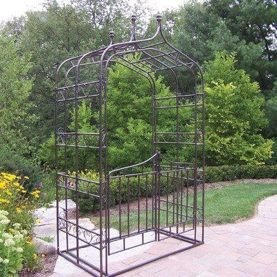 Oakland Living® Gothic Arbor with Gate and Base by OAKLAND LIVING, http://www.amazon.com/dp/B000EUCOZK/ref=cm_sw_r_pi_dp_toOxqb0CJMF1Y
