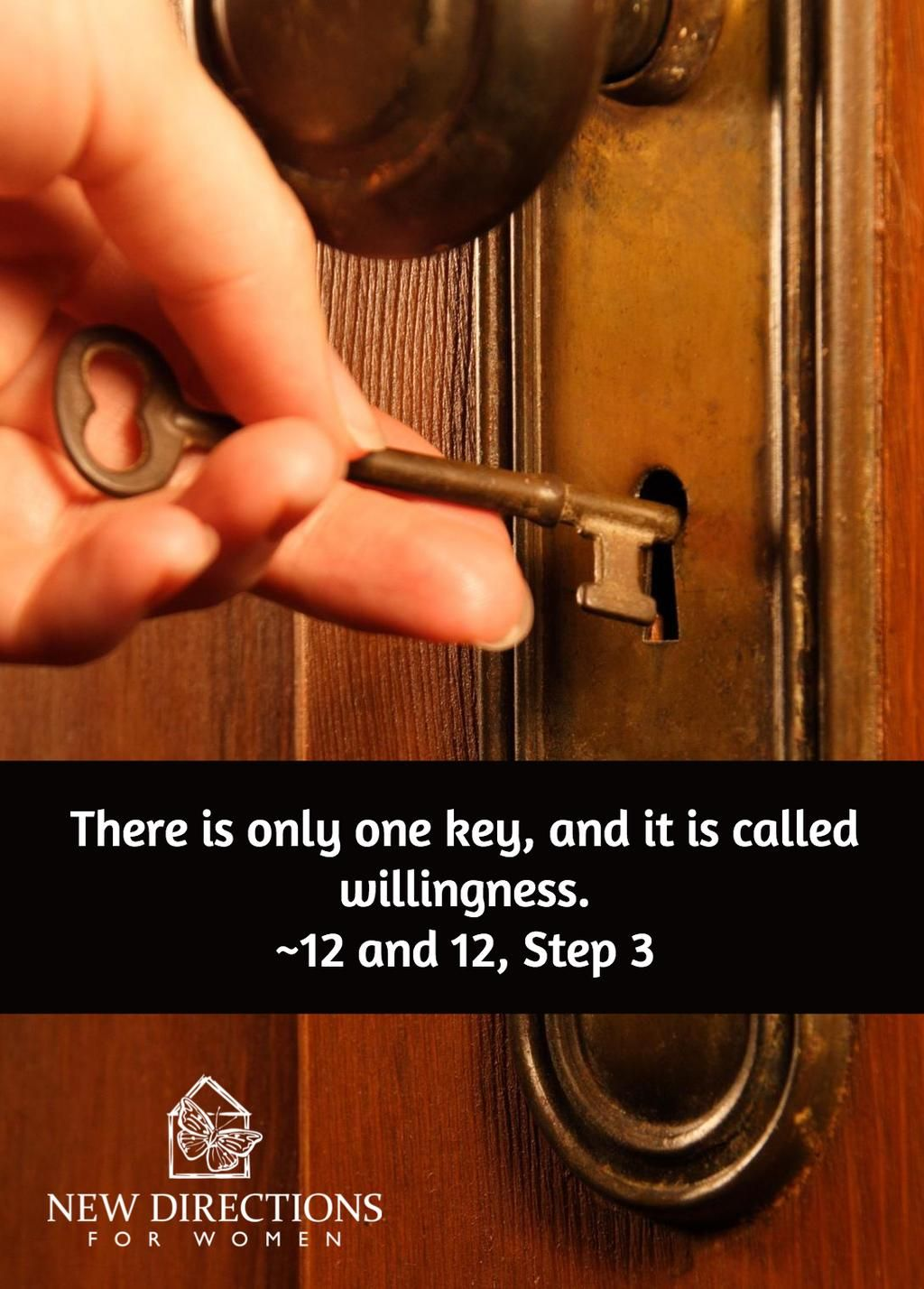 The key of willingness aa sober recovery 12 step recovery the key of willingness aa sober recovery robcynllc Choice Image