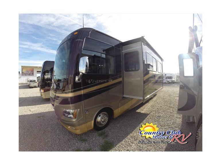 FOR SALE - 2014 Thor Motor Coach Windsport 32A in Yuma, AZ