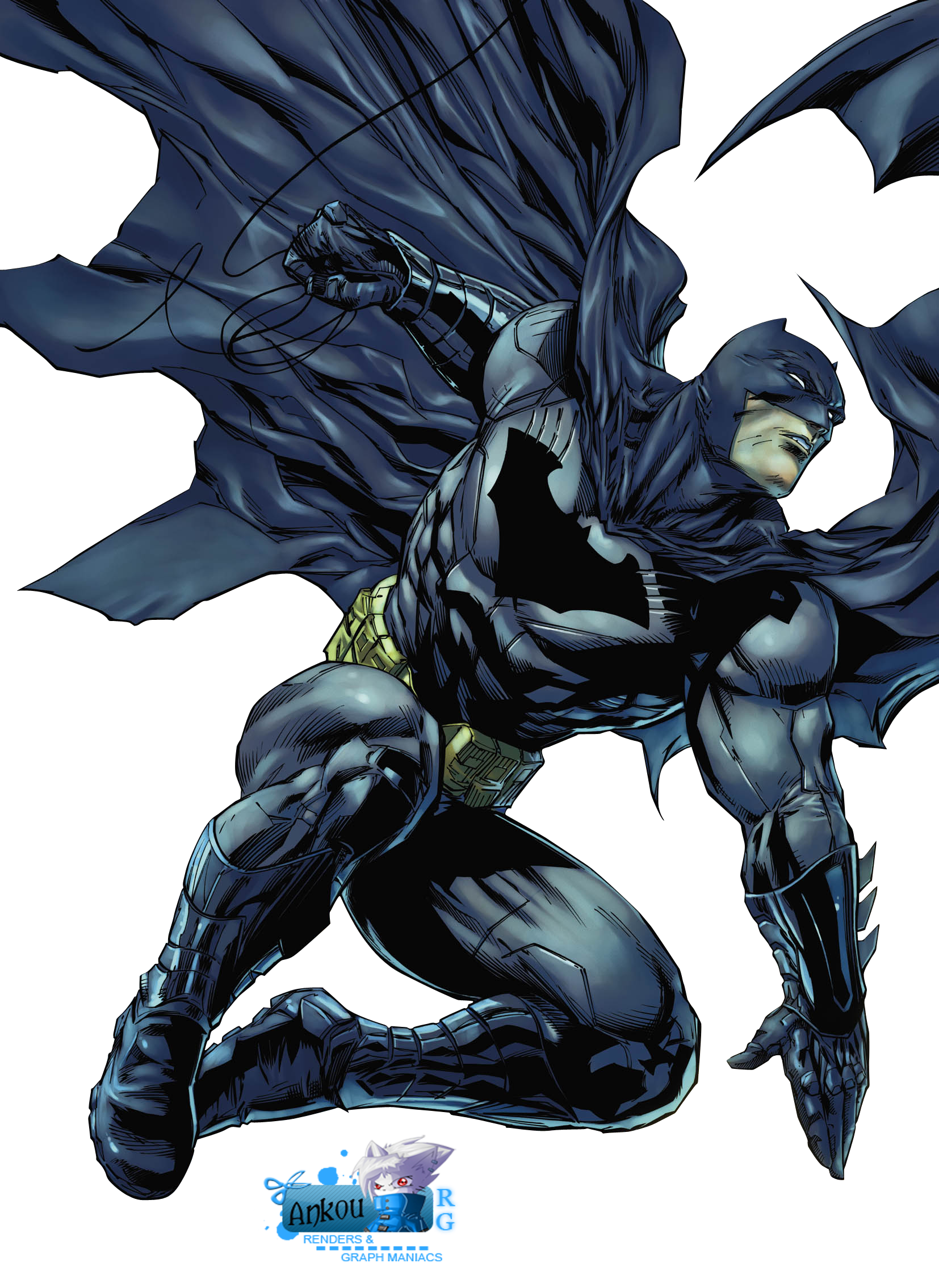 Render Batman Dc Comics Dc Comics Comics Png Image Sans Fond Poste Par Ankou Telecharger Le Render Godzilla Bosquejos De Animales Dc Comics