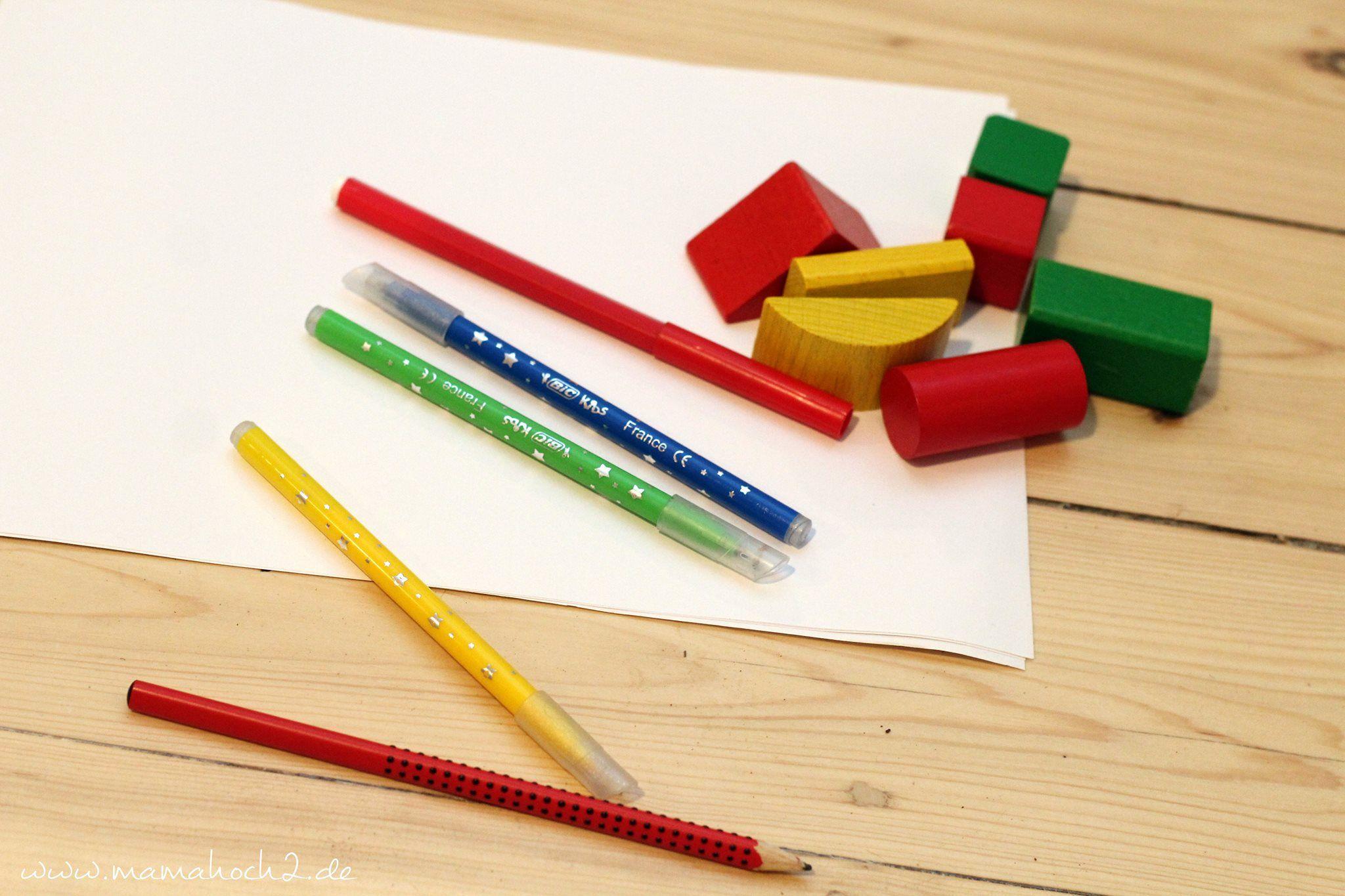 Heute zeige ich dir 4 montessori-inspirierte Spielideen aus ...