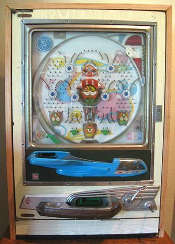Pachinko Machine Sometimes Called Chinese Pinball My Next